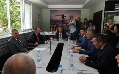 Вишковић: Ускоро потписивање уговора о изградњи ХЕ Дабар